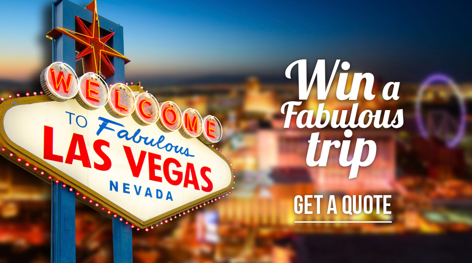 Win a fabulous trip